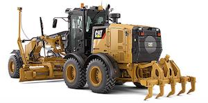 Cat 140M3