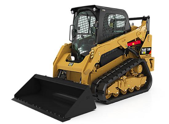 Cat 259D
