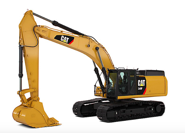 Types Of Excavators : The top selling financed construction equipment models and