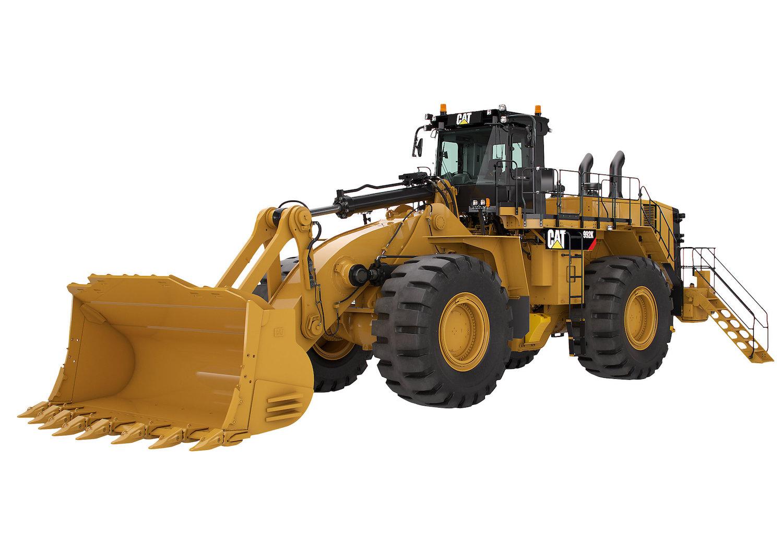 Cat Intros 992k Loader 854k Wheel Dozer With Improved
