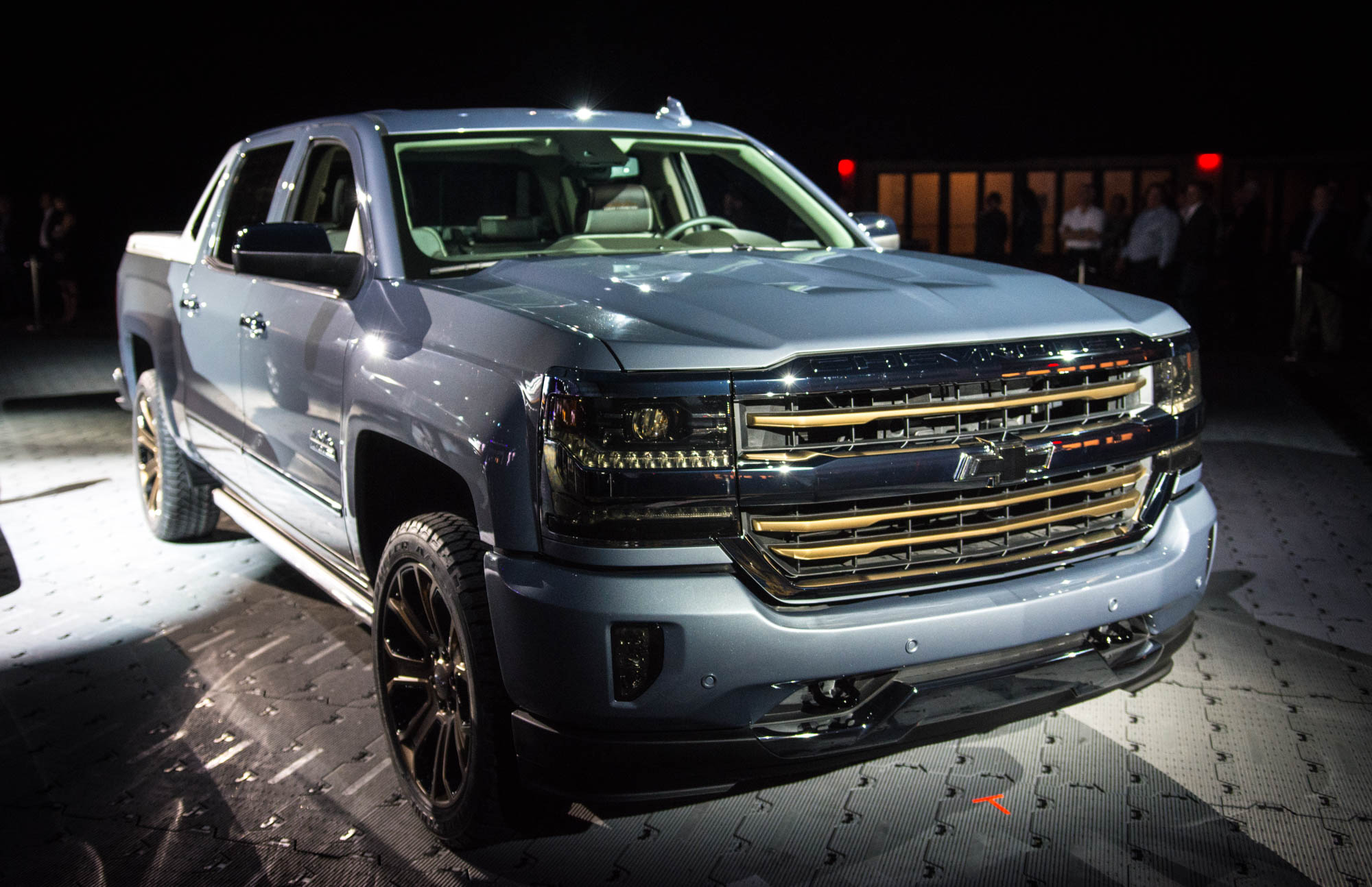 Carhartt Edition Chevy >> Chevy beefs up storage-focused Silverado High Desert for SEMA with performance extras, striking ...