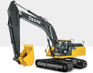Deere 350G LC