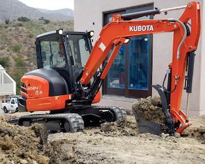 Kubota KX040-4