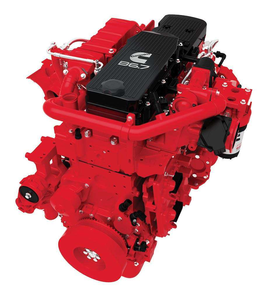 Cummins intros unlimited mileage warranty on b6 7 engine for Motor warranty services of north america
