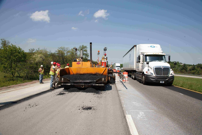 I-81 In-Place Pavement Recycling Project Tour