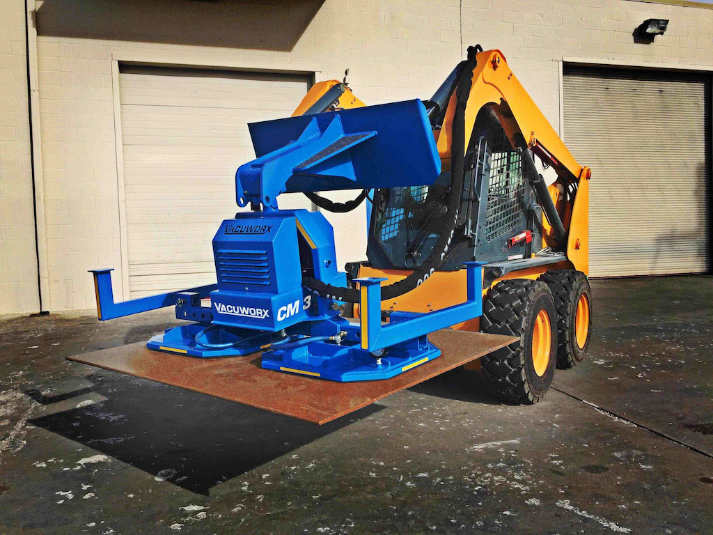 In Push For Compact Equipment Market Vacuworx Unveils