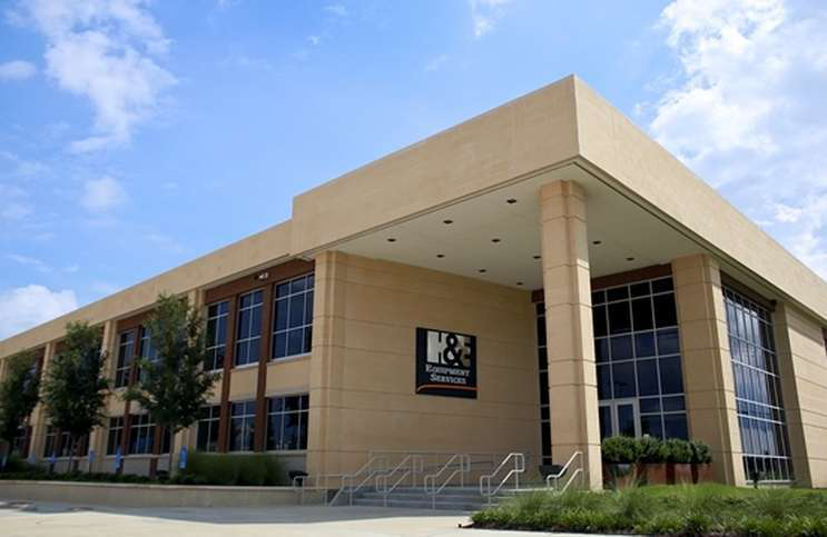 H e equipment services opens new branch in beaumont texas for Bureau rouge