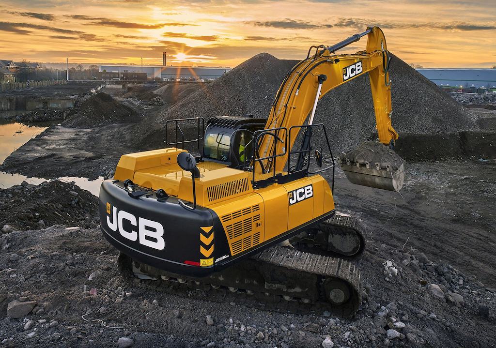 Jcb Moves To Rolls