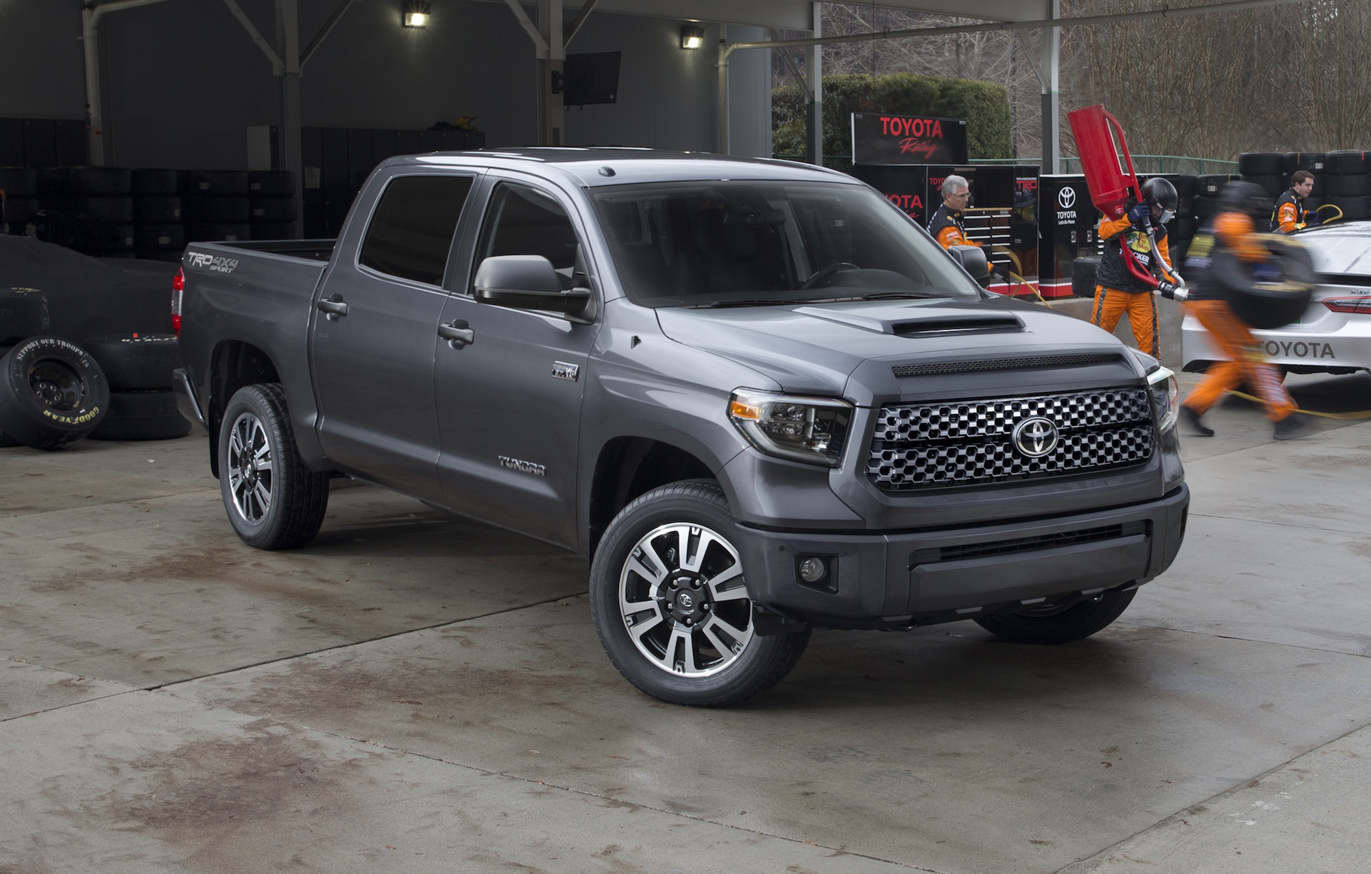 Toyota Unveils 2018 Tundra Trd Pro Sport Signaling Refresh For Entire Lineup Equipment World