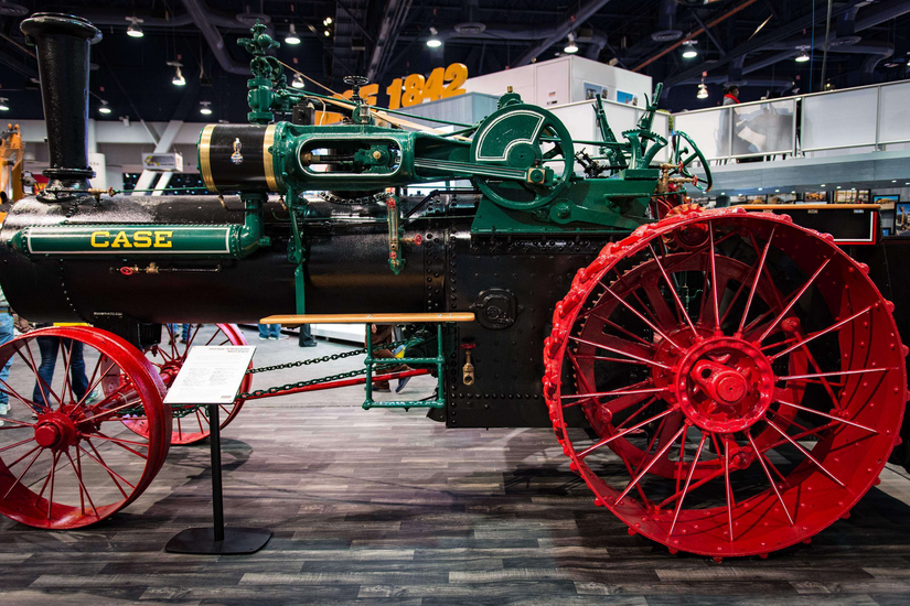 Case looks back on 175 years of manufacturing construction equipment