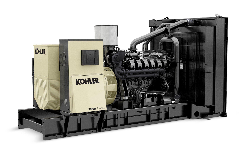 Kohler intros KD Series industrial generators mobile paralleling