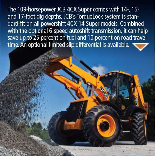 Backhoes are getting better as CTLs, compact excavators chip