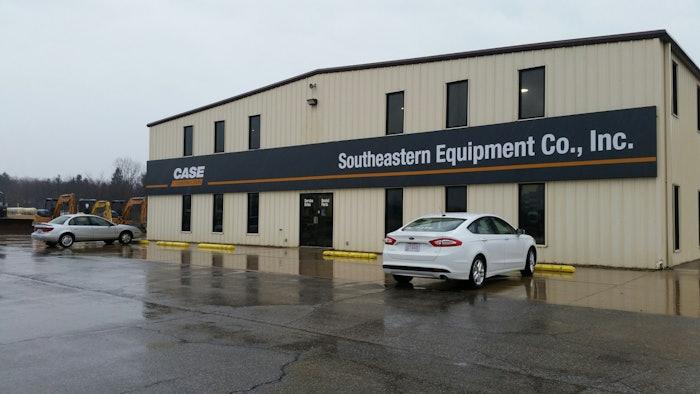 Southeastern Equipment Mansfield Ohio location