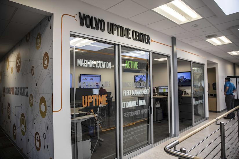 volvo uptime center