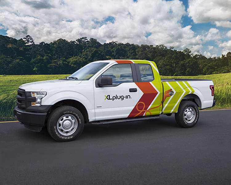 Hybrid F-150, Super Duty conversions now covered under ...