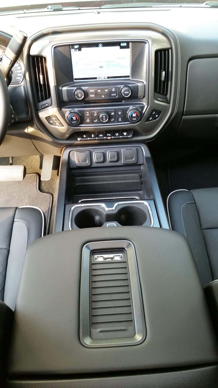 door chevy pics panels interior to colorado added suede chevrolet gmc forum inlcuded truck