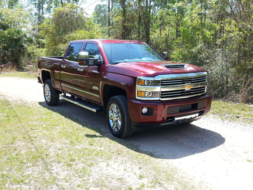 Test Drive 2017 Chevrolet Silverado 2500 44s New