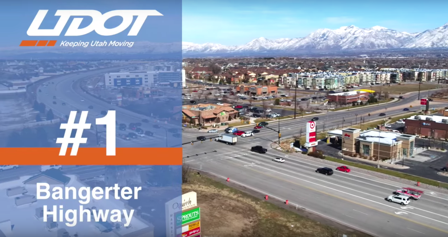 Utah DOT announces top 10 highway construction projects for