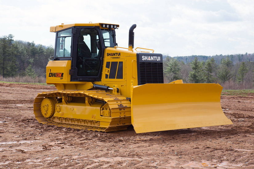 IronDirect launches new lineup of 10 Shantui hydrostatic dozers