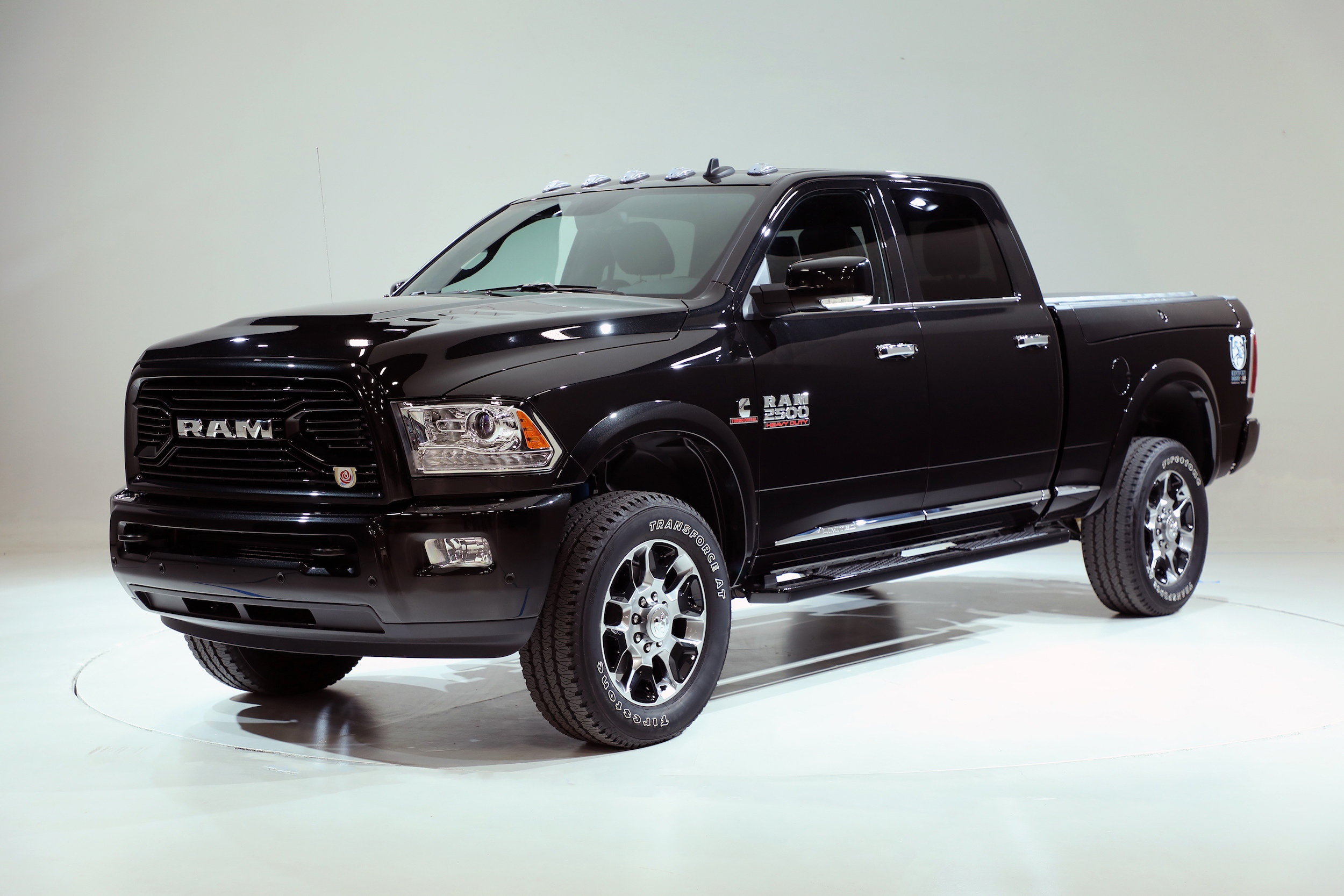 Ram unveils one-of-a-kind Kentucky Derby Edition 2500 Limited