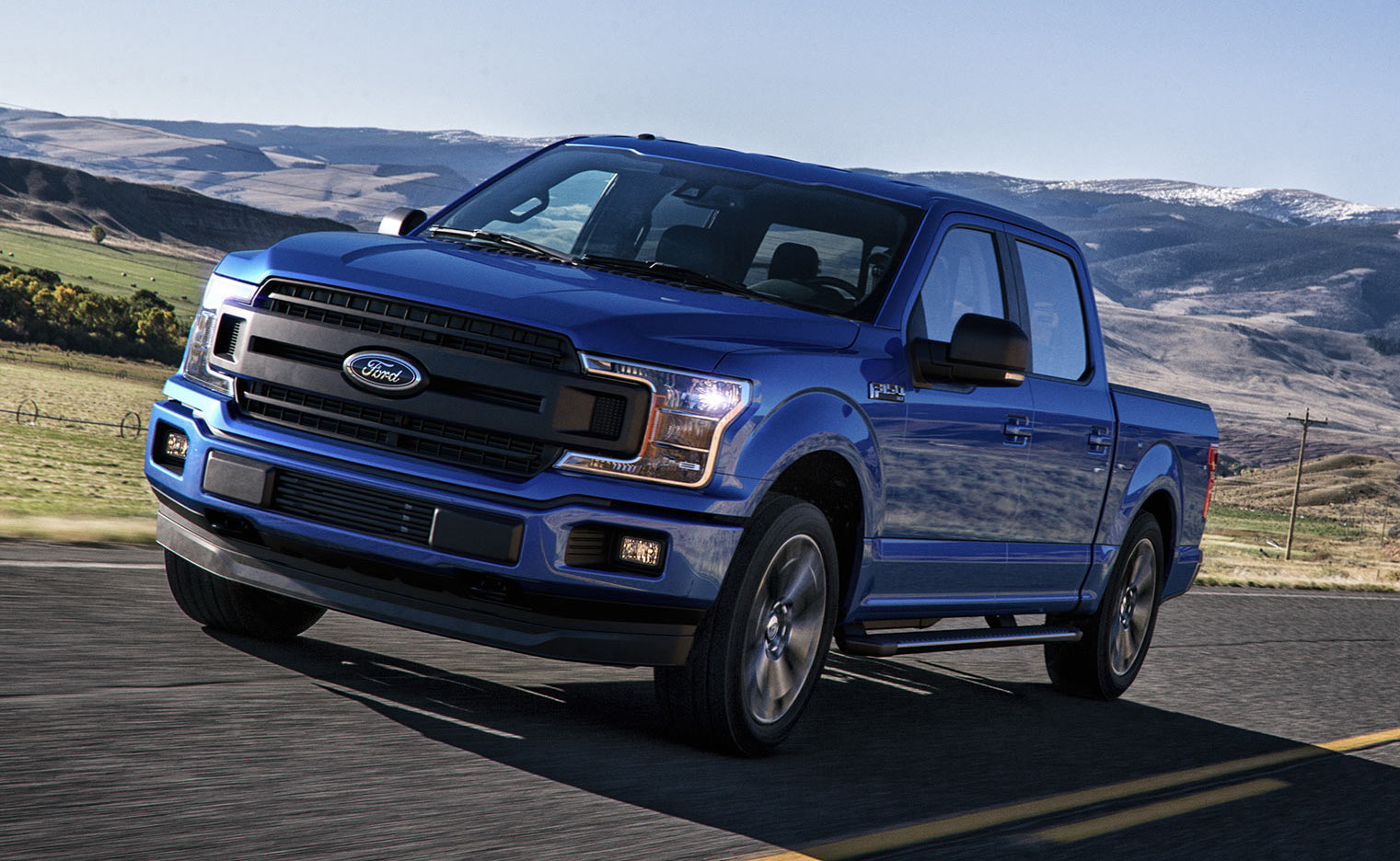 ford details f 150 redesign 2018 refresh features super duty styling customer feedback. Black Bedroom Furniture Sets. Home Design Ideas