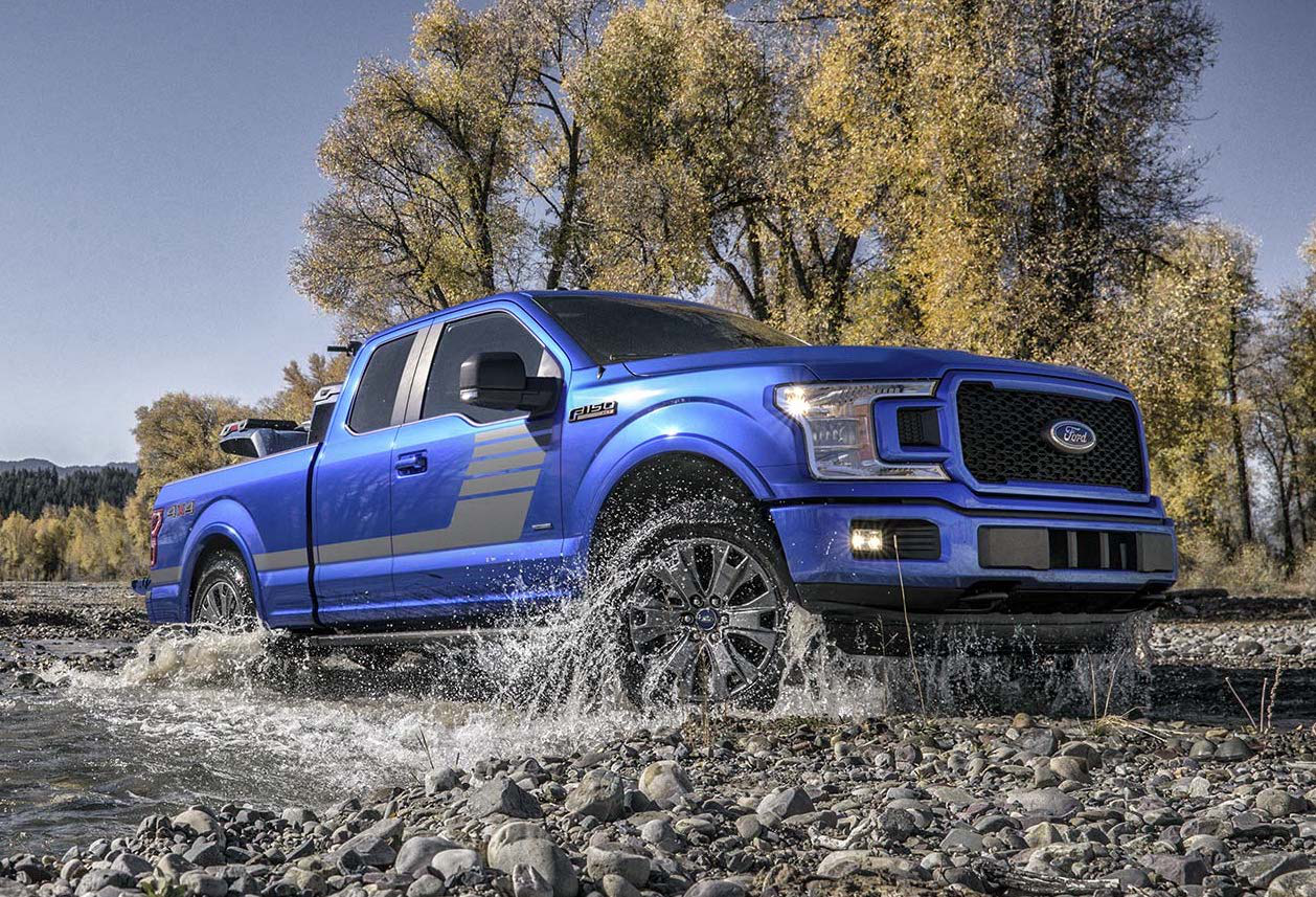 Ford Details F 150 Redesign 2018 Refresh Features Super Duty