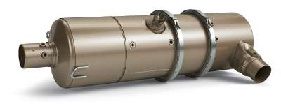 New all-in-one exhaust emissions and aftertreatment systems