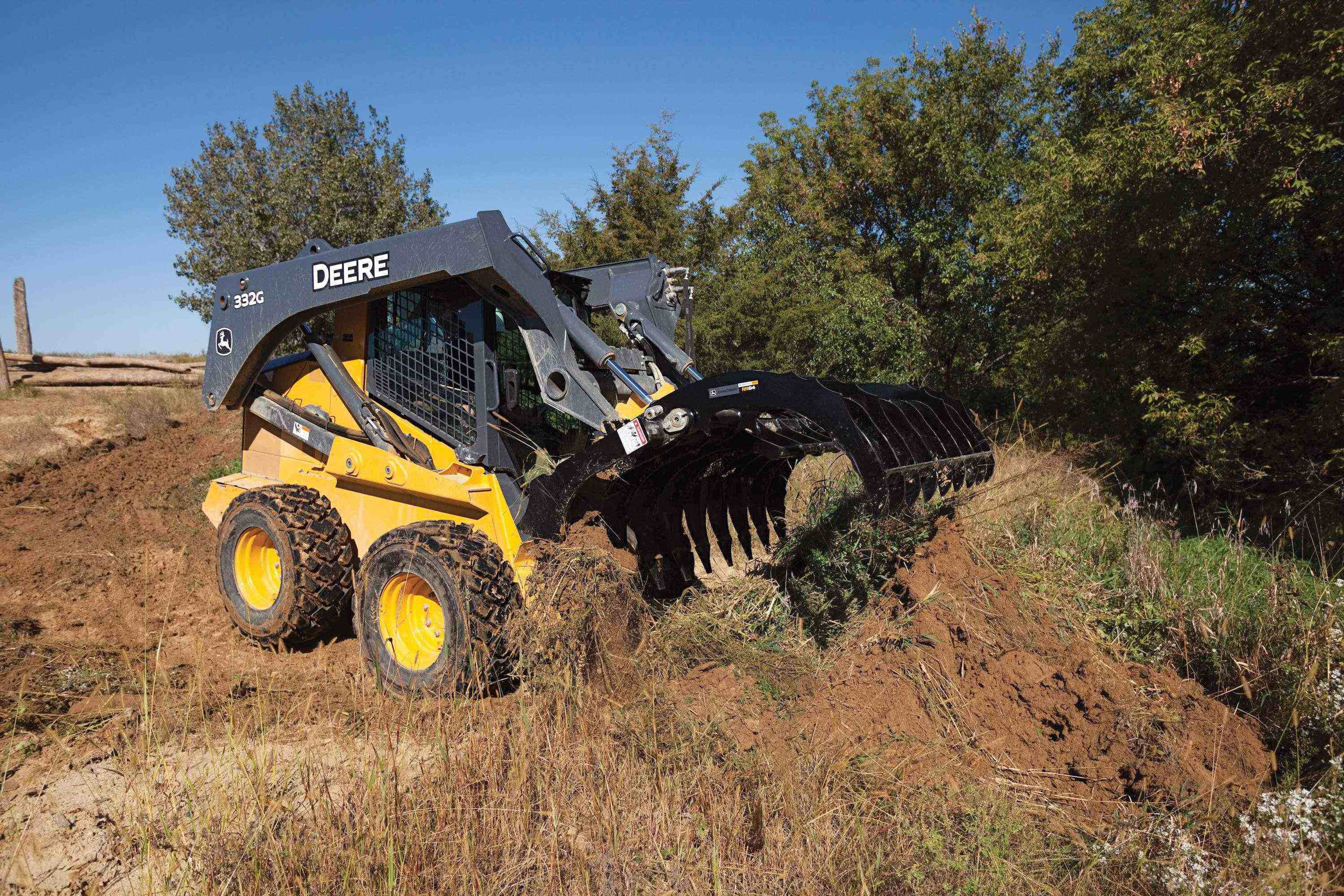 Landclearing Roundup 8 New Attachments You Need To Know About From