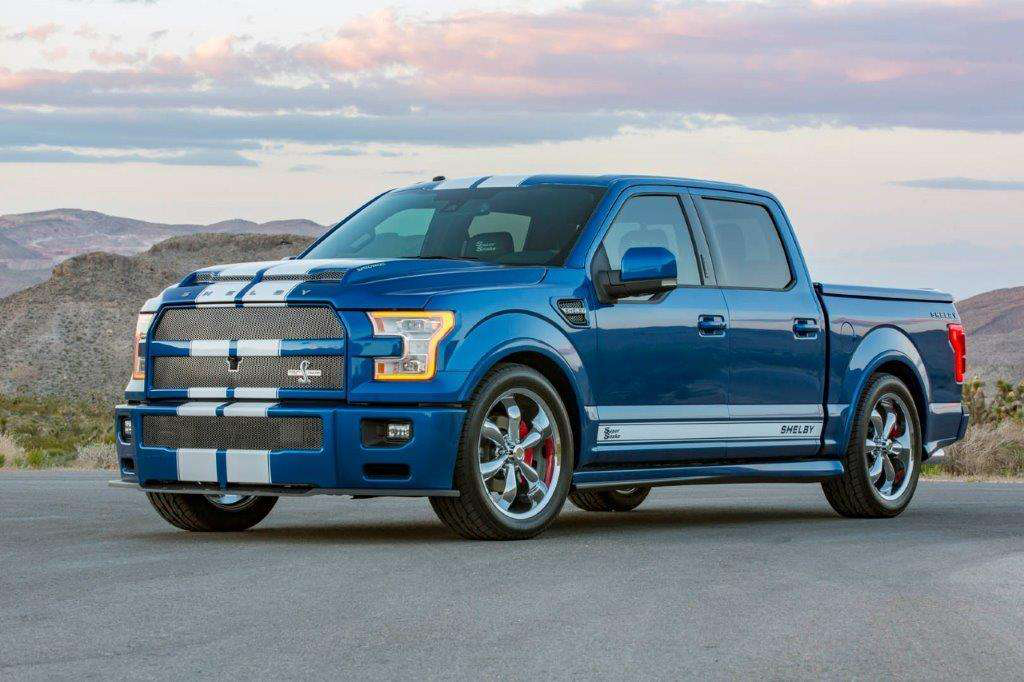 Ford Truck Shelby >> Shelby Unveils F 150 Super Snake 750 Hp Muscle Truck Will