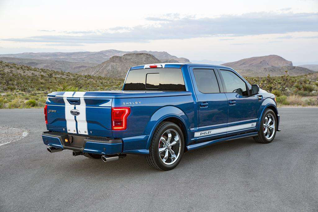 Ford F150 Shelby >> Shelby Unveils F 150 Super Snake 750 Hp Muscle Truck Will Run