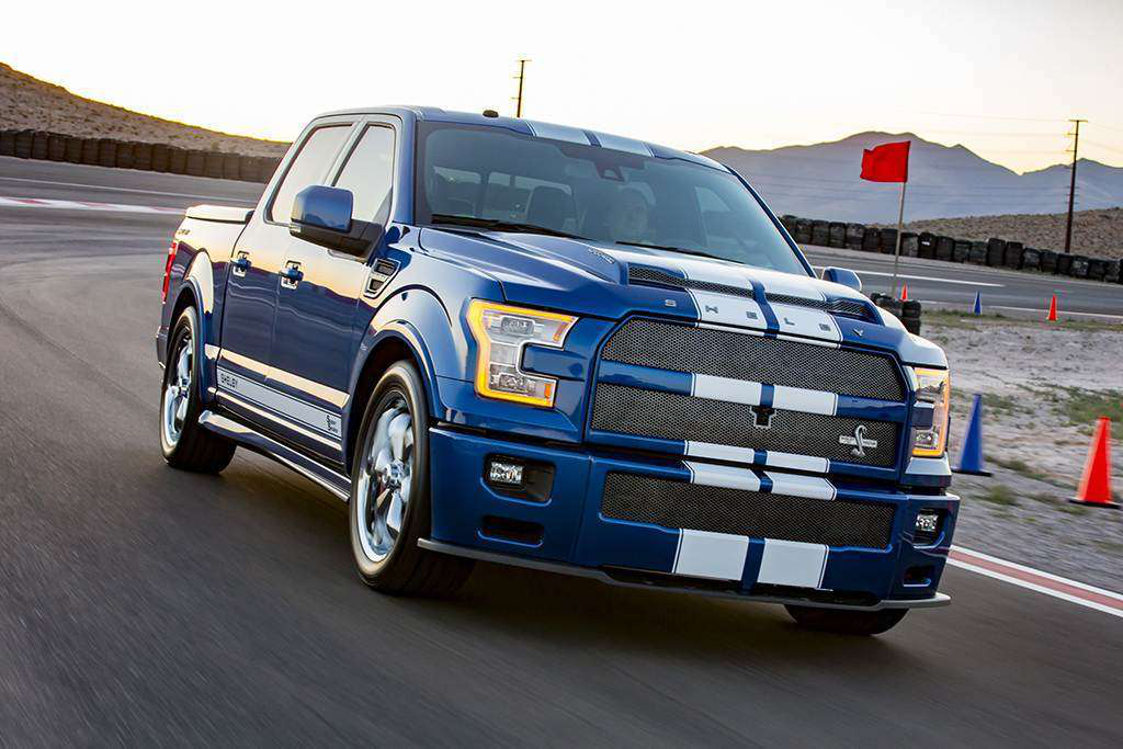 F 150 Shelby >> Shelby Unveils F 150 Super Snake 750 Hp Muscle Truck Will Run