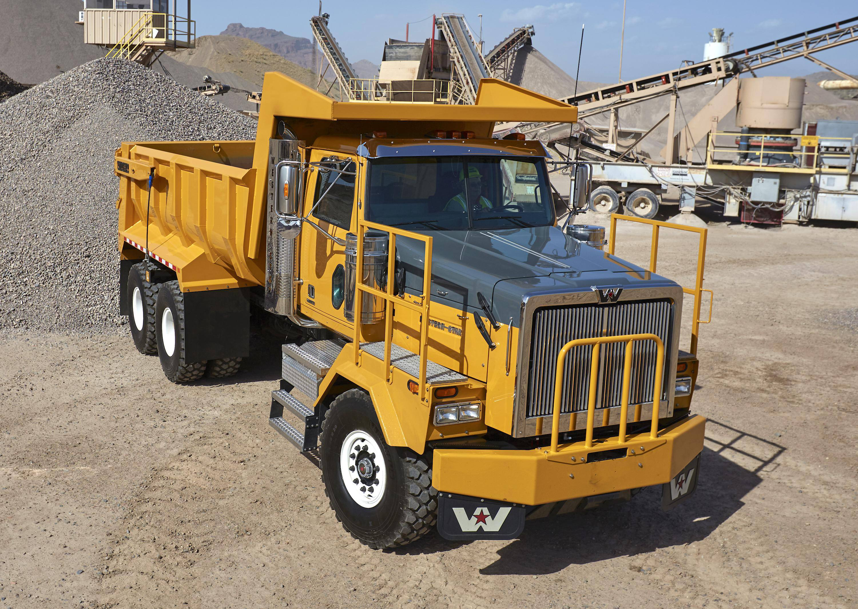 A year after announcing plans to add an Extreme Duty (XD) off-road package  to its lineup, Western Star has unveiled the second member of the XD family.