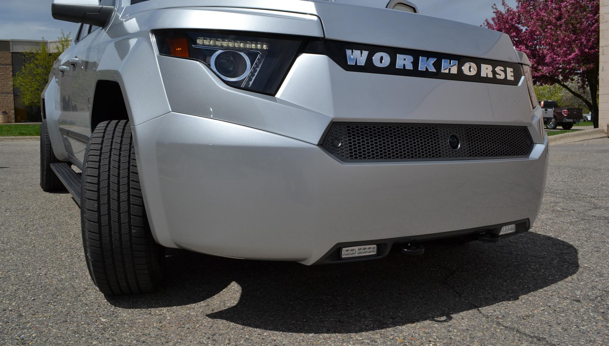 Workhorse strikes distribution deal with Ryder for W-15