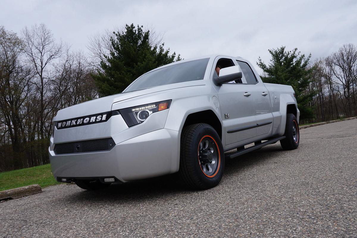 Workhorse W-15 electric pickup Q&A: Battery warranty, towing