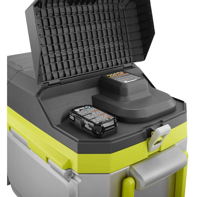 Ryobi Cooler Doubles As A Portable Air Conditioner