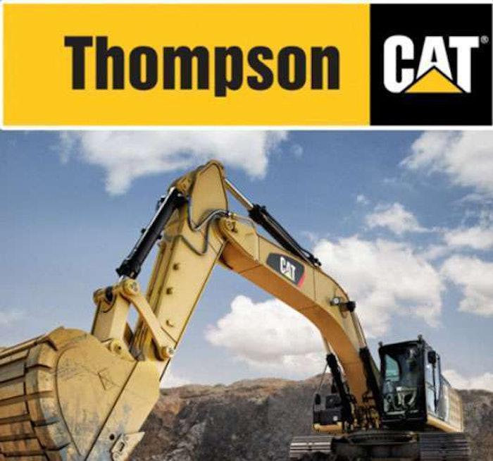 Thompson Tractor Thompson Cat