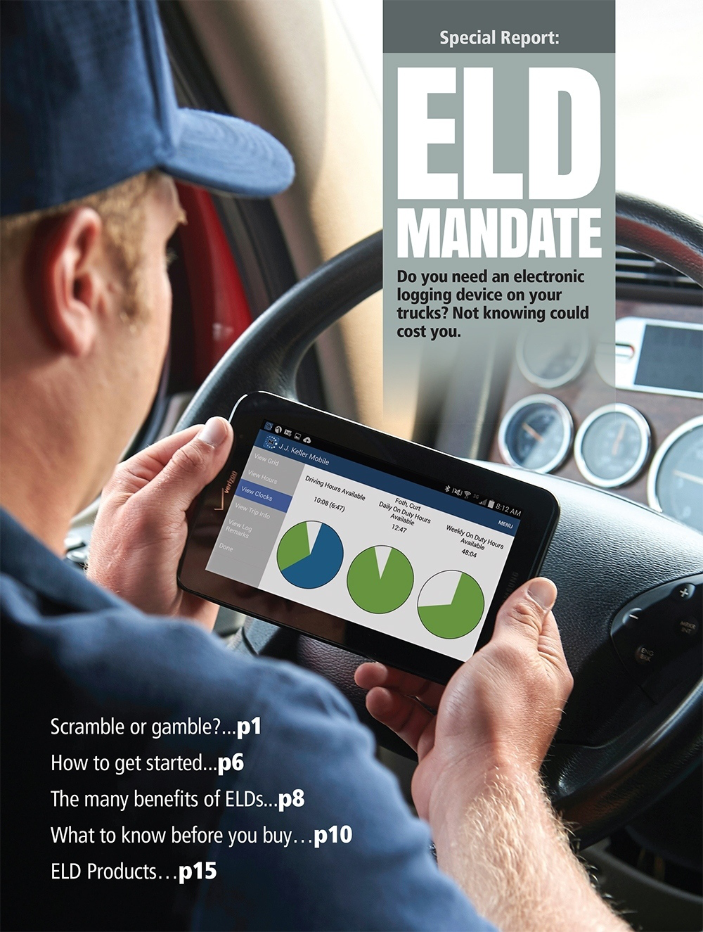 ELD Mandate: As contractors scramble to comply with