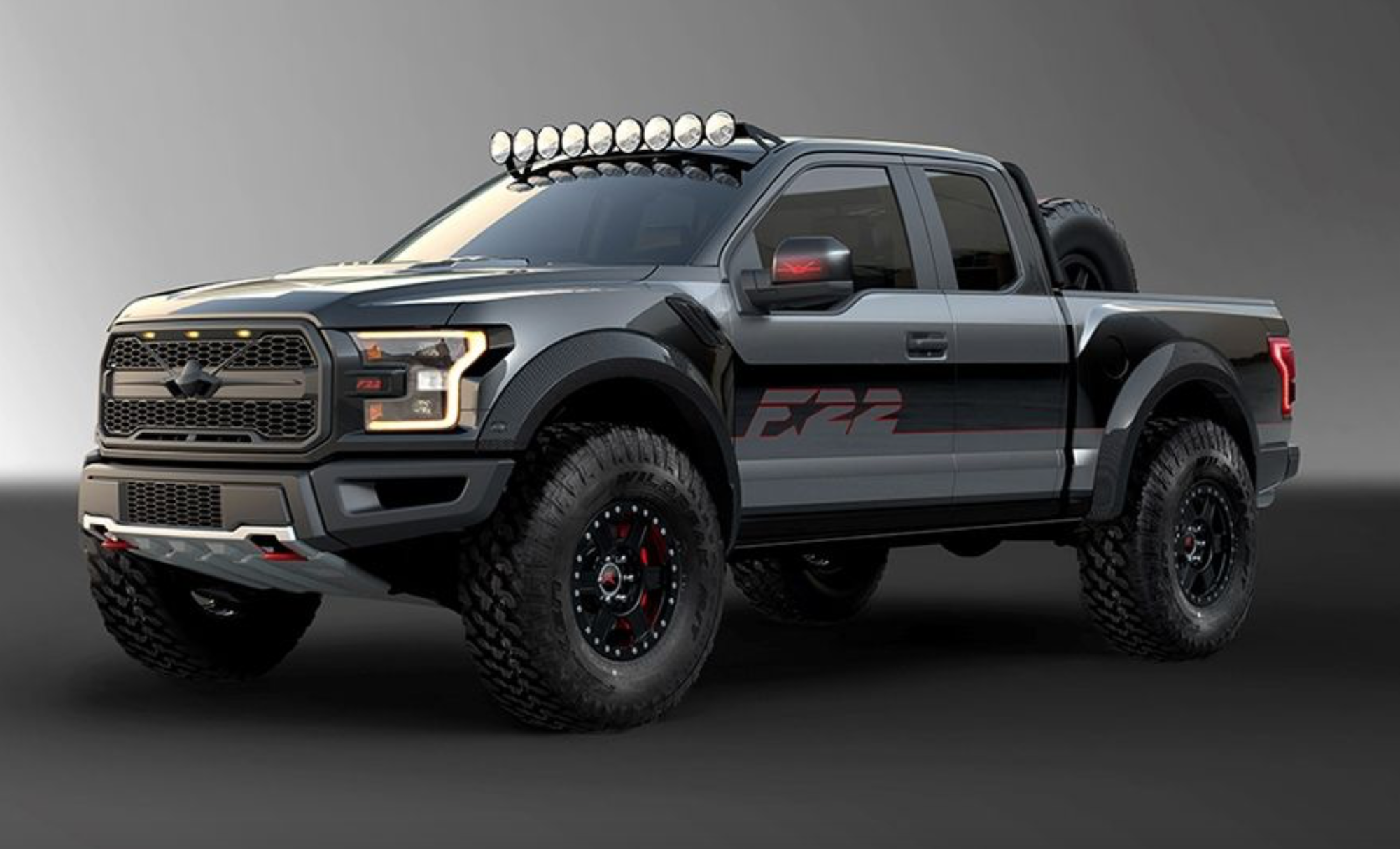 Ford unveils one-of-a-...