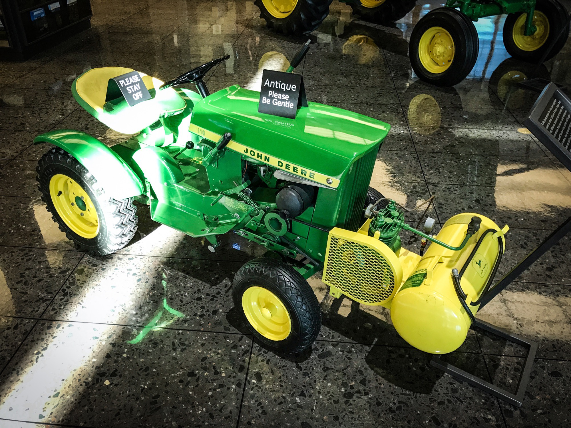 Photos Classic American Machines On Display At John Deere