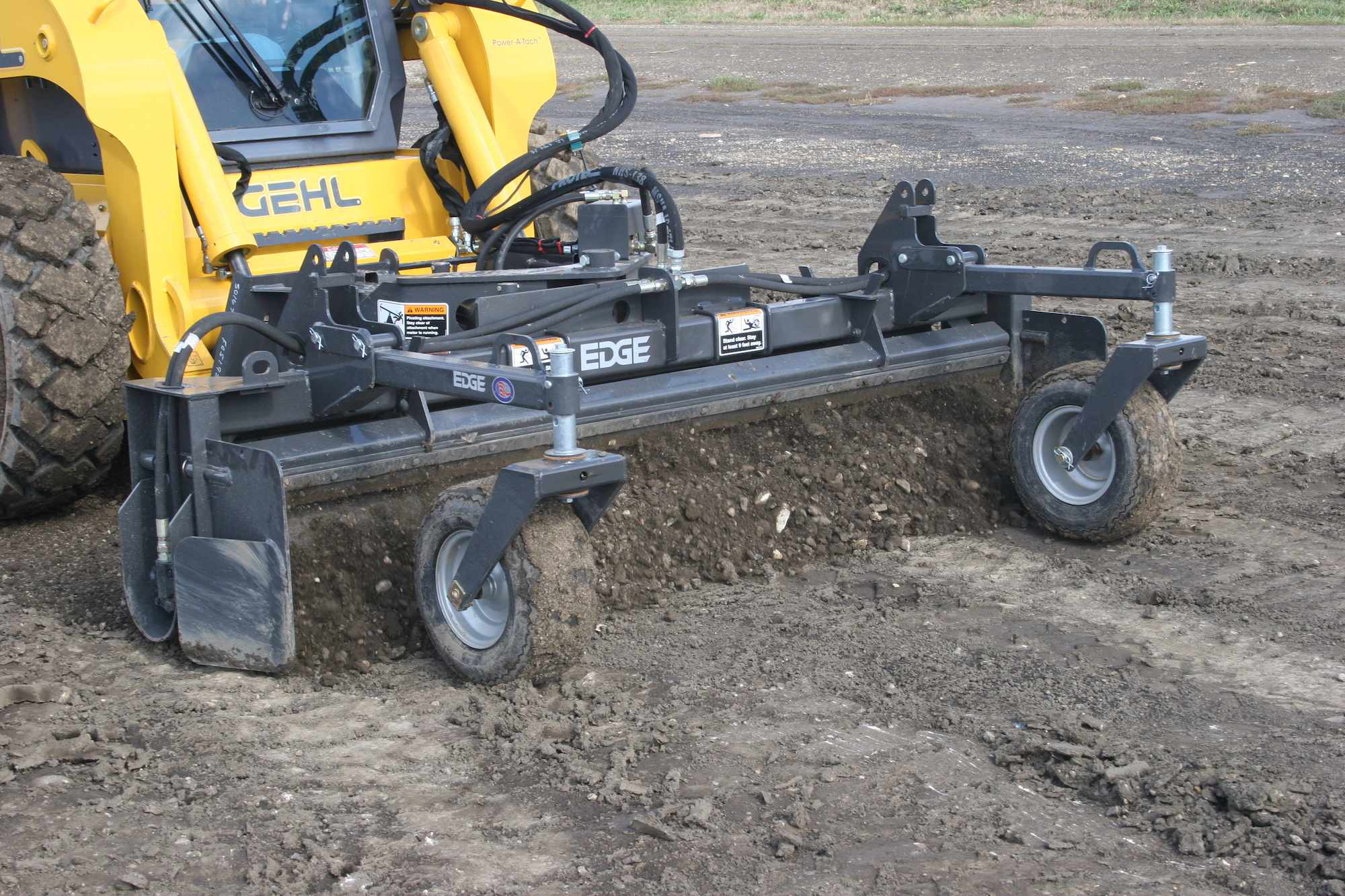 Landscaping Roundup: 18 attachments for raking, leveling