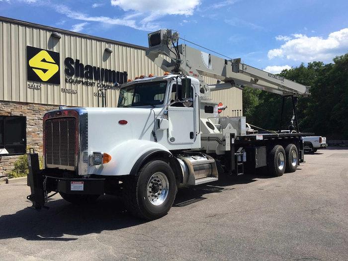 Shawmut Celebrates 60 Years – Boom Truck