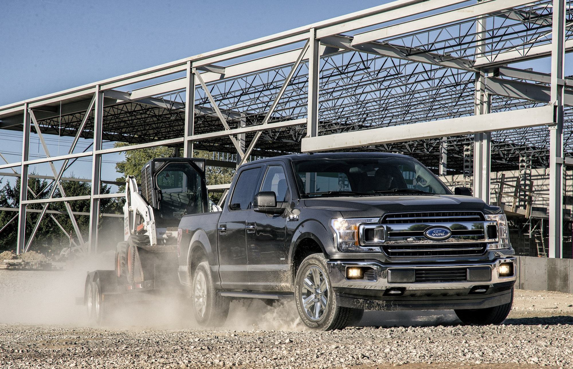 Ford's best F-150 engine lineup yet offers choice of top