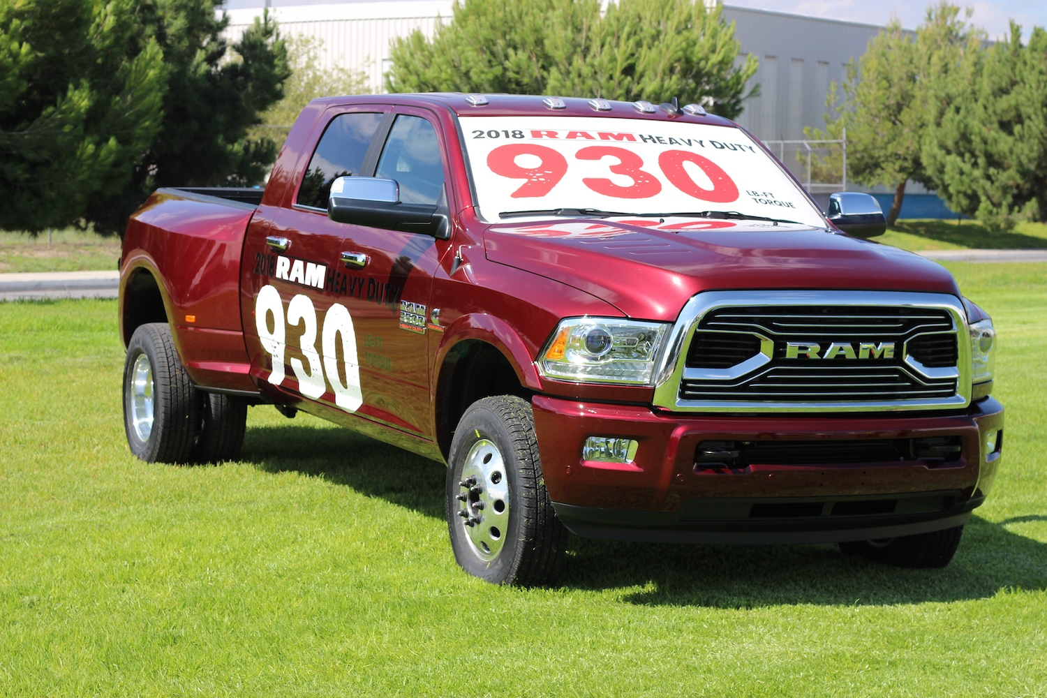 Ram 3500 steals torque crown from Ford, claims best-in-class