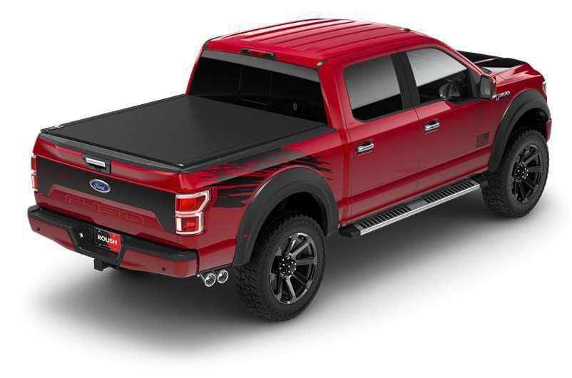 Roush S Souped Up 2018 F 150 Is Louder Taller And Ready