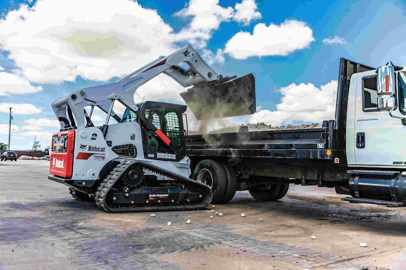 Bobcat Heavy Equipment