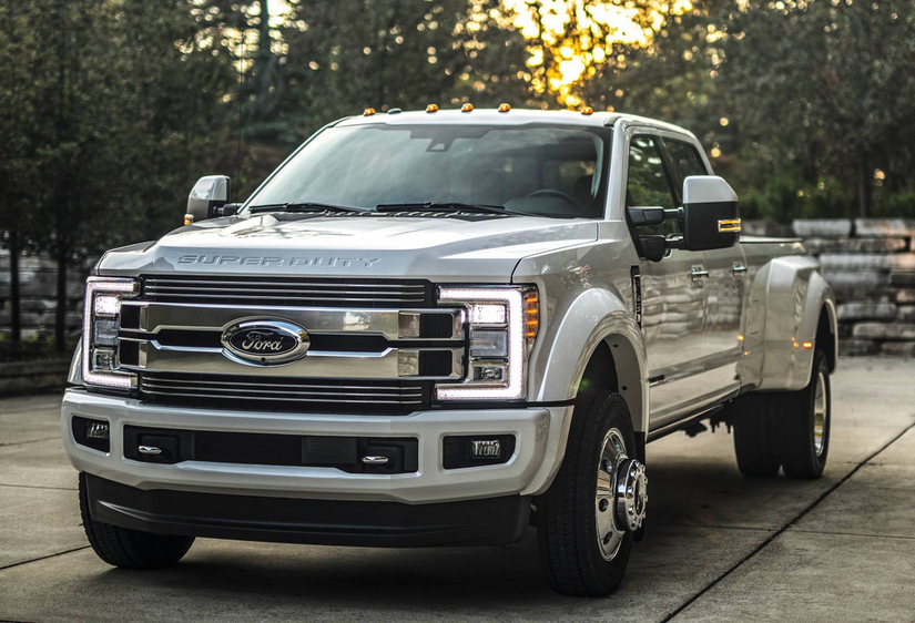 2018 Ford F 250 Super Duty Limited Equipment World