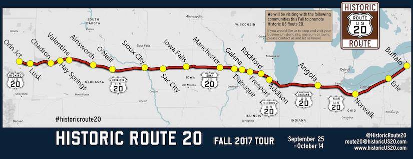 Historic U.S. Route 20 Association