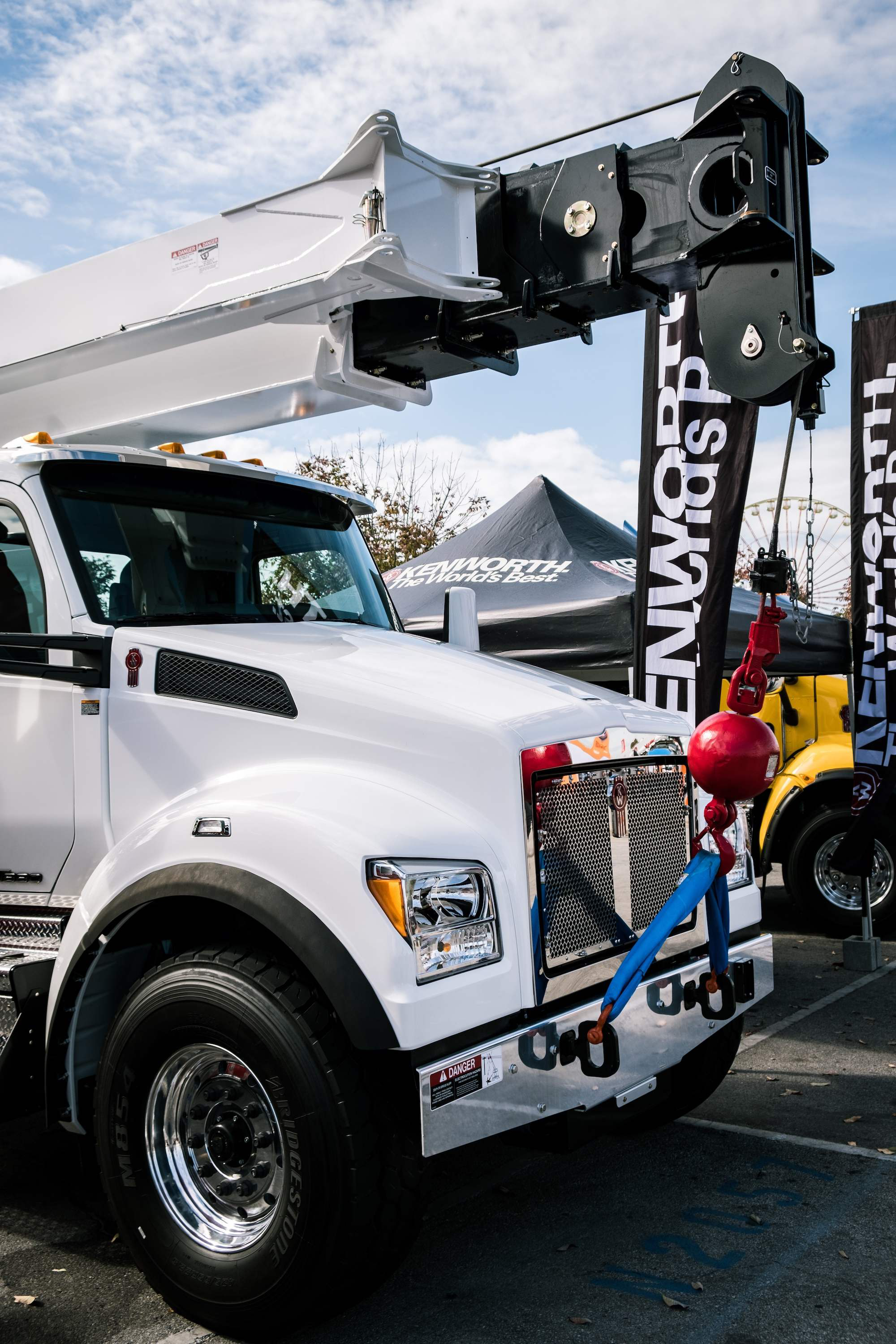 PHOTOS: The pickups and work trucks of ICUEE 2017