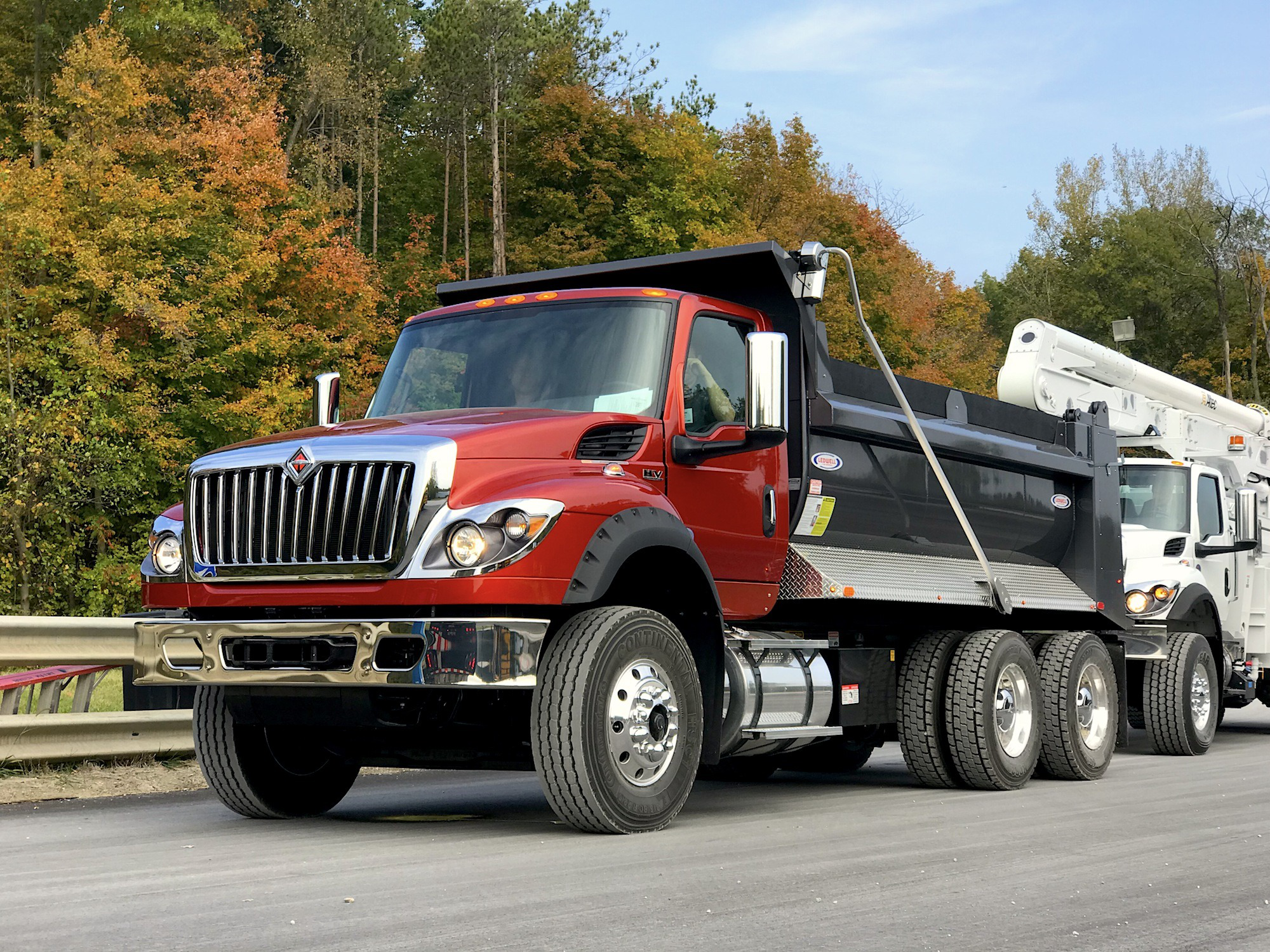 First Look: Navistar's HV Series replaces WorkStar with