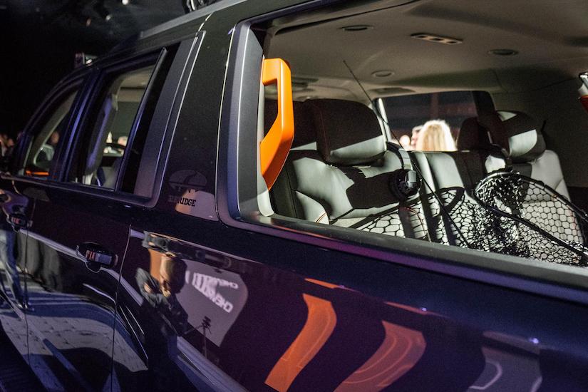 Chevy x Luke Bryan Suburban blends pickup, SUV and UTV for ...